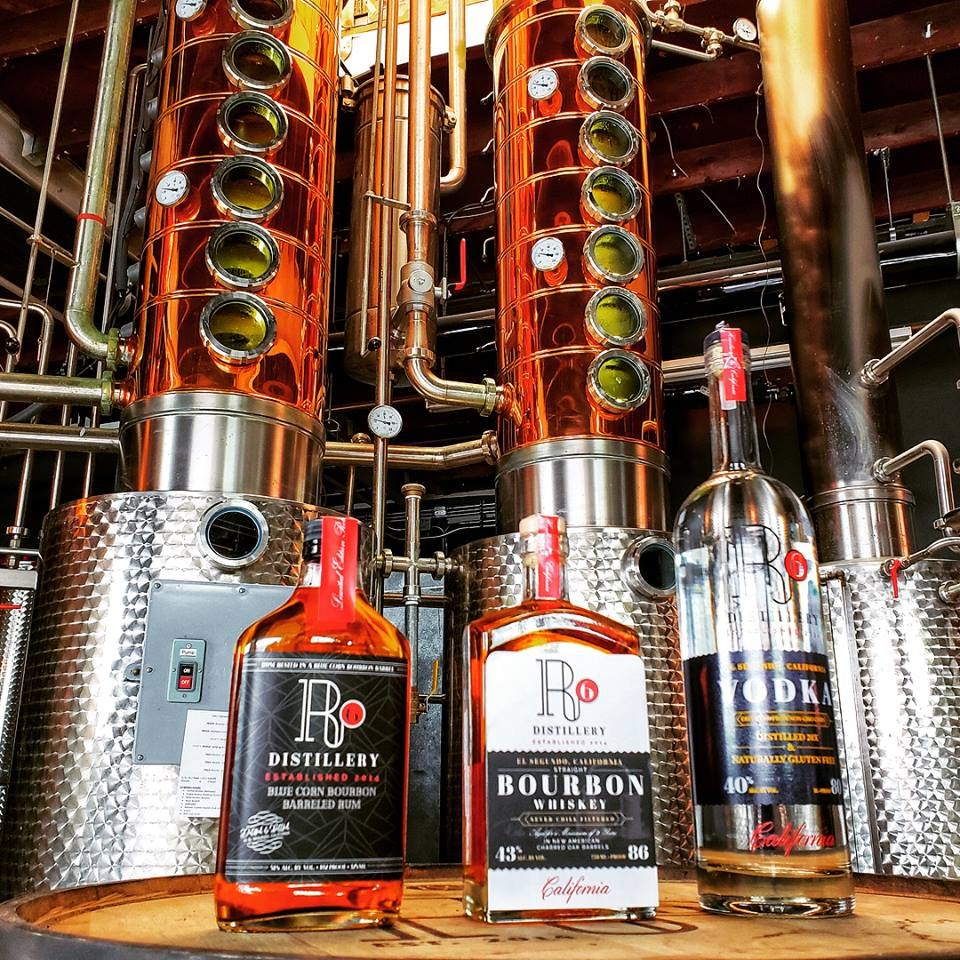 Private Label Distilling in Los Angeles