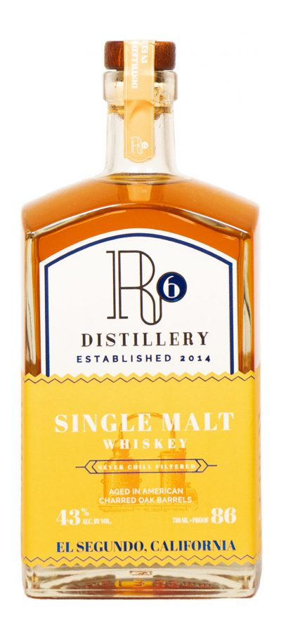 r6 single malt Whiskey